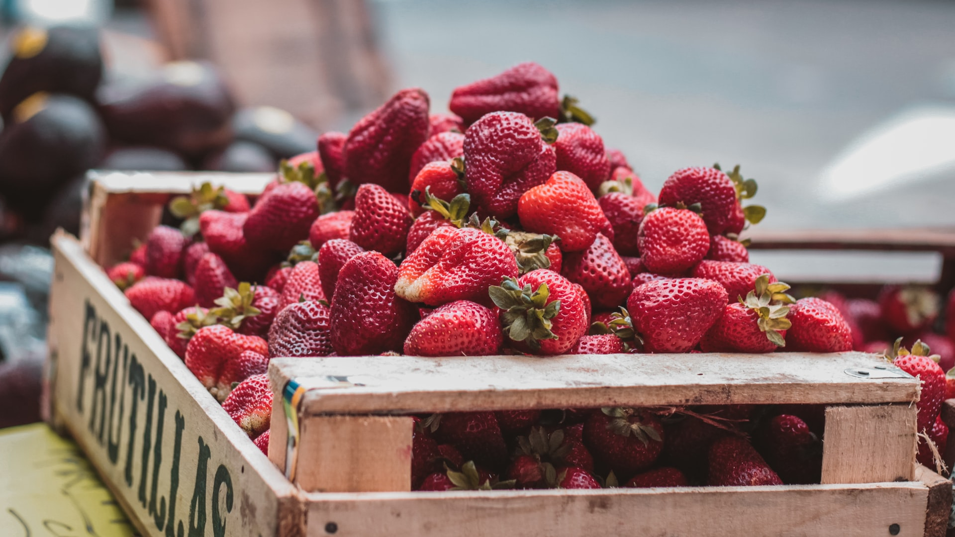 Find Seasonal Produce at the Columbia Heights Farmers Market